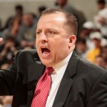 Coach Thibs Yelling
