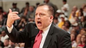 Coach Thibs Yelling