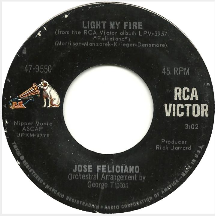 Josefelicianolightmyfire45