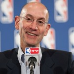 Adam Silver, the NBA's new commissioner