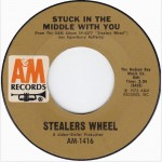 "Stealers Wheel ""Stuck In The Middle With You"""
