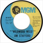 "The Jukebox Series #93 – Jim Stafford: ""Wildwood Weed"" b/w ""The Last Chant""– MGM M-14737"