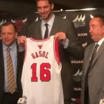 Bulls Welcome Mirotic and Gasol   (Full Audio)