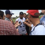Fuller Has Impressive First Day at Bears Camp ( Audio)