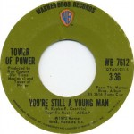 "Song of the Day by Eric Berman – ""You're Still A Young Man"" by Tower Of Power"