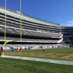 Empty Soldier Field