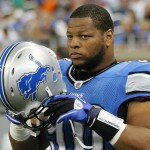 Lions DT Ndamukong Suh