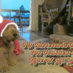 3D Christmas Carols for Canines and Kids of All Ages