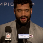 Russell Wilson talks about the NFC Championship win