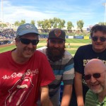 Sweet Sixteen Recap, Spring Training – 3/26/15