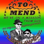 The 3D Mission From God