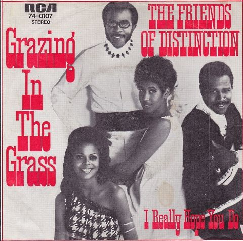 The Friends Of Distinction Grazing In The Grass Amp Going