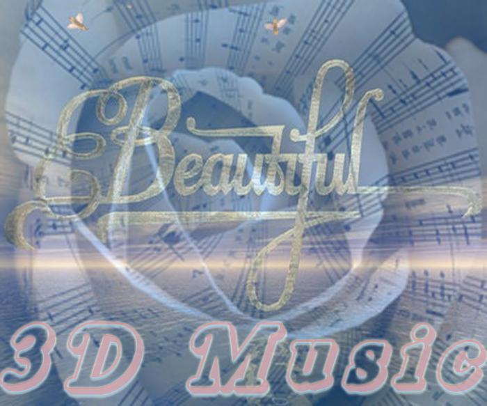 Beautiful 3D Music