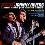 "Johnny Rivers: ""Secret Agent Man"" b/w ""Memphis"""
