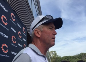 Bears coach John Fox