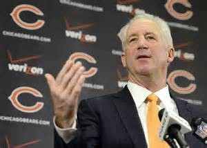 Chicago Bears Head Coach John Fox