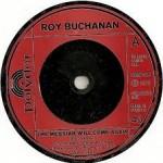 """Roy Buchanan: """"The Messiah Will Come Again"""""""