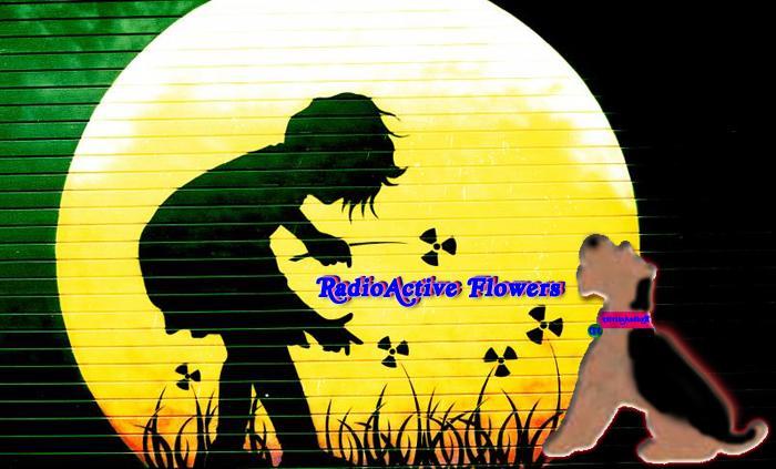 3D Radio Active Flowers