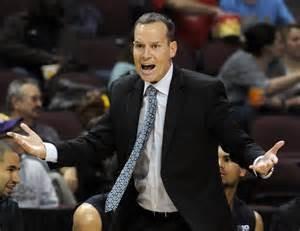 Northwestern Head Coach Chris ollins