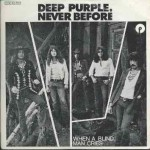 """Song of the Day – Deep Purple: """"When A Blind Man Cries"""""""