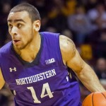 Northwestern Destroys Rutgers 98-59