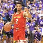 Maryland Too Melo For Northwestern