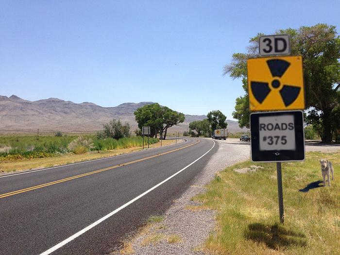 RadioActive Roads