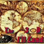 3D I'LL Land