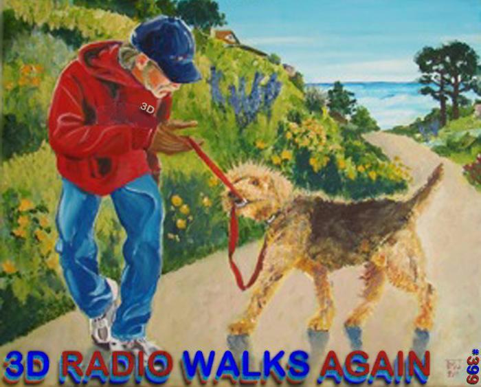 3D Radio Walks Again