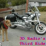 3D Radio's Third Ride