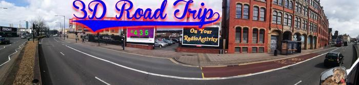 3D Radio Road Trip