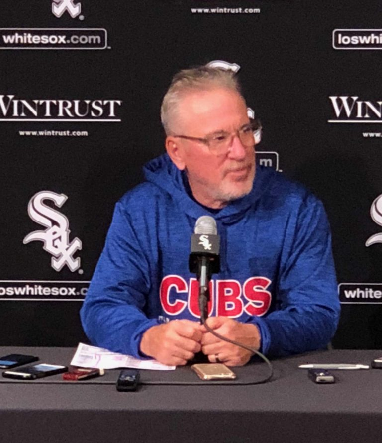 White Sox Misery Continues in 8-3 Loss to Cubs.