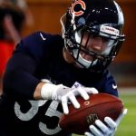 Undrafted Rookie Ryan Nall Keeping NFL Dreams Alive