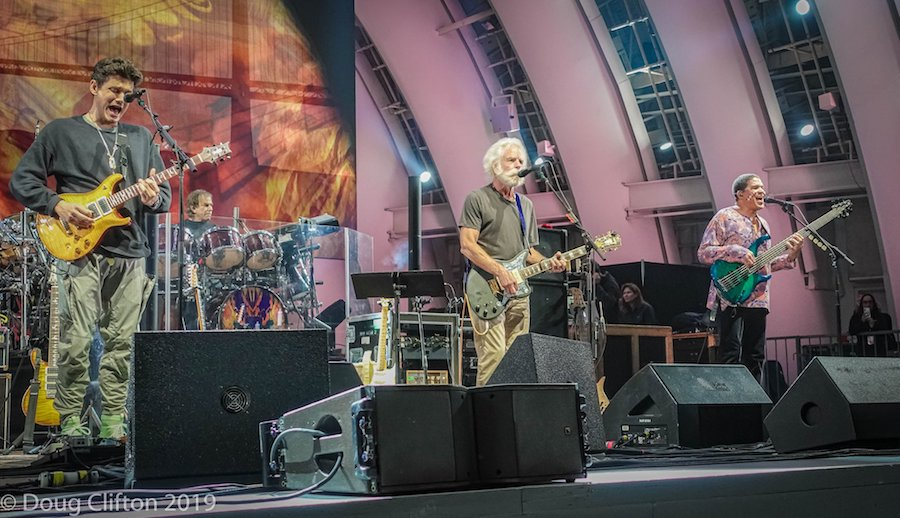 Dead & Company at the Hollywood Bowl - June 3 and 4, 2019